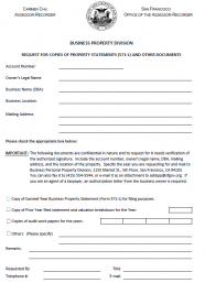 Image -- Request for Copies of Property Documents
