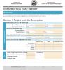 441D Cost Report Excel Sheet